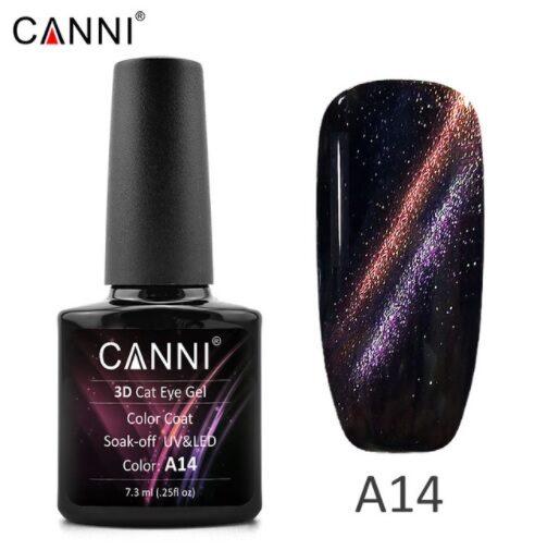 CANNI Galaxy Cat Eye 3D A14