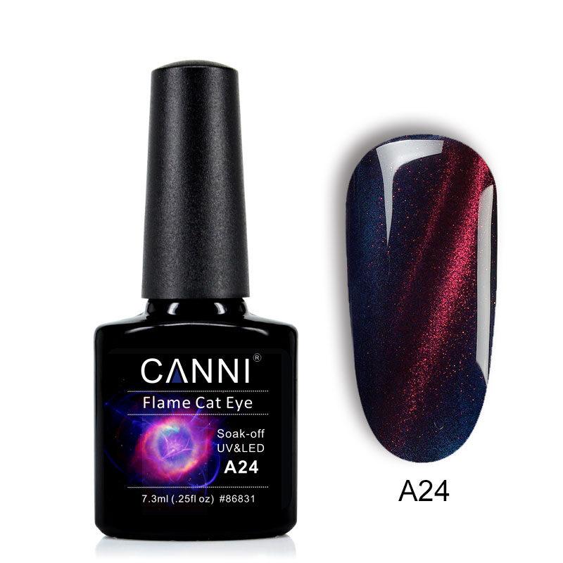 CANNI Galaxy Cat Eye 3D A24
