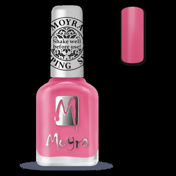 Moyra štancēšanas laka SP 01 Pink