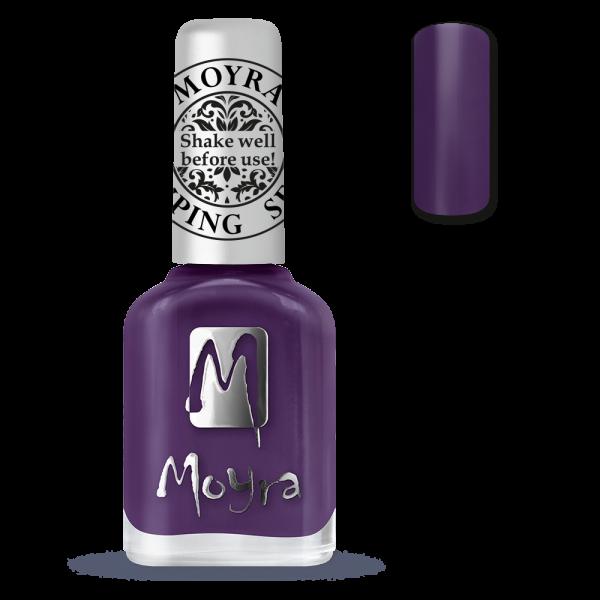 Moyra štancēšanas laka SP 04 Purple