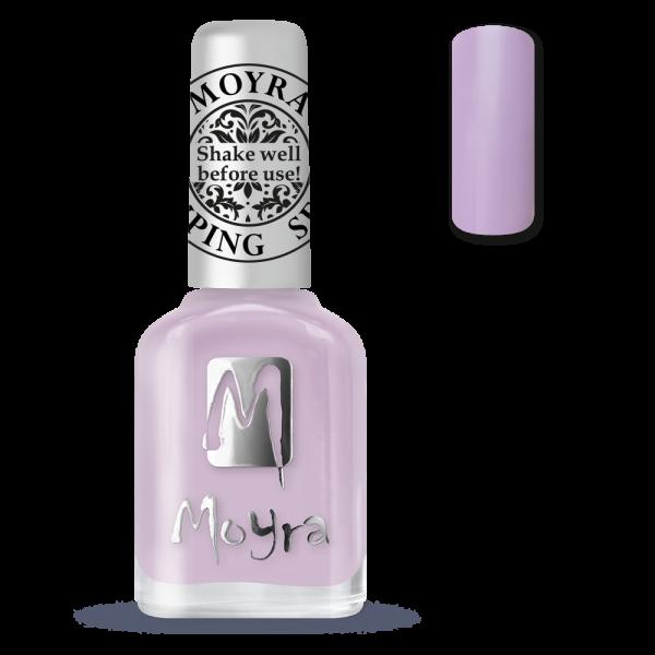 Moyra štancēšanas laka SP 16 gaiši violeta