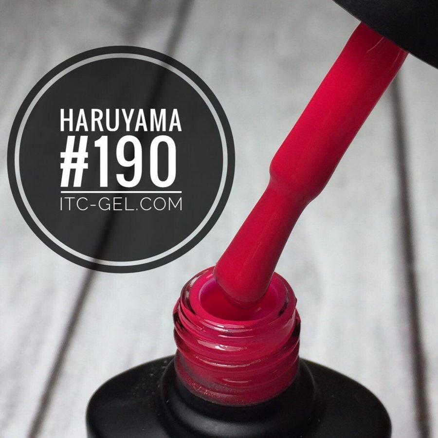 Haruyama laka 190