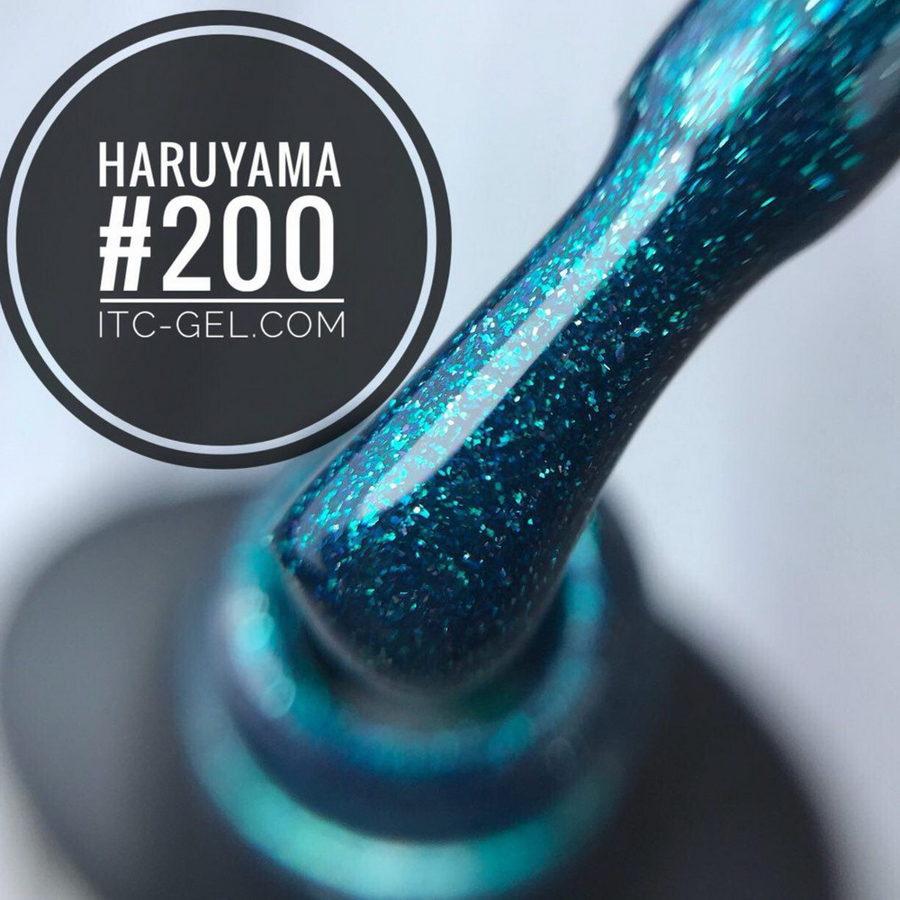 Haruyama laka 200