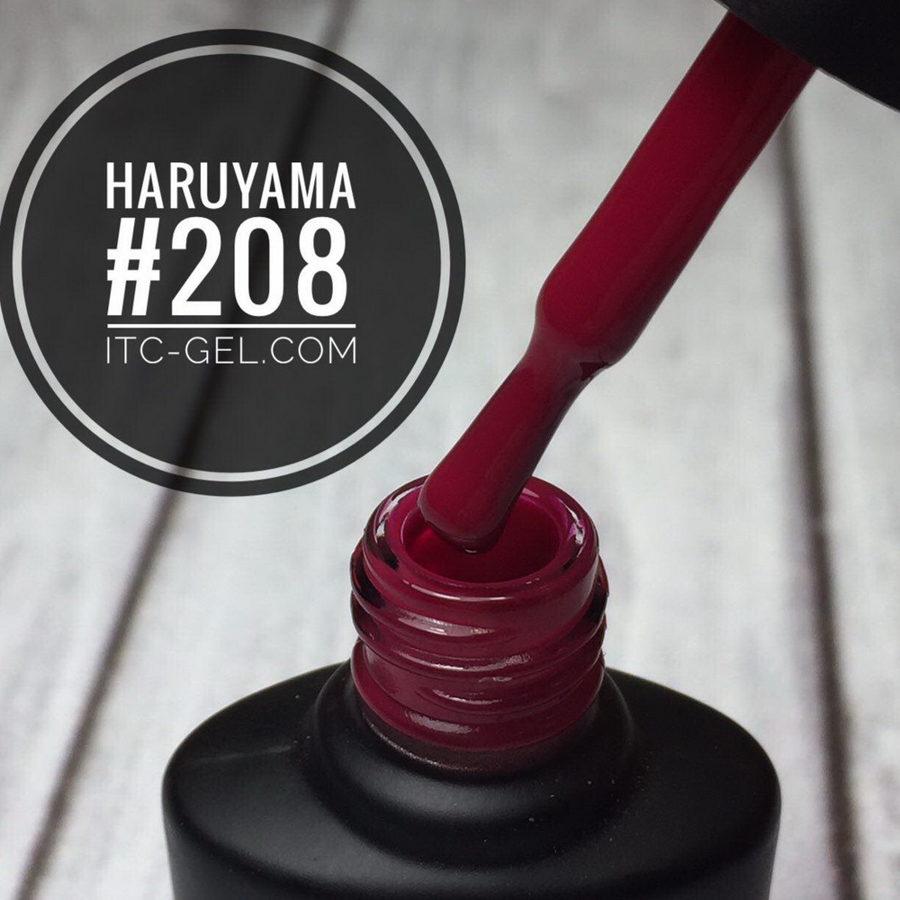 Haruyama laka 208