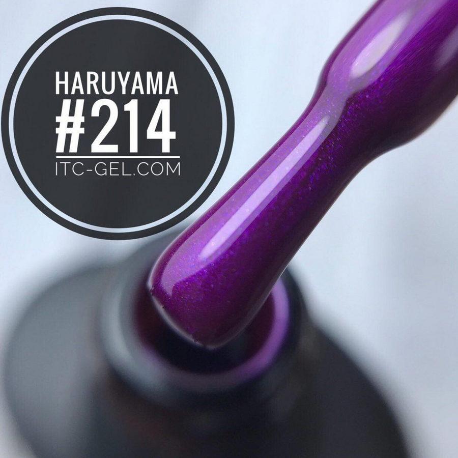 Haruyama laka 214