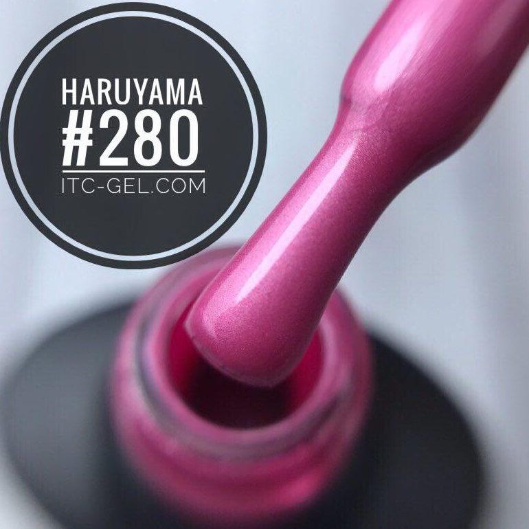 Haruyama laka 280