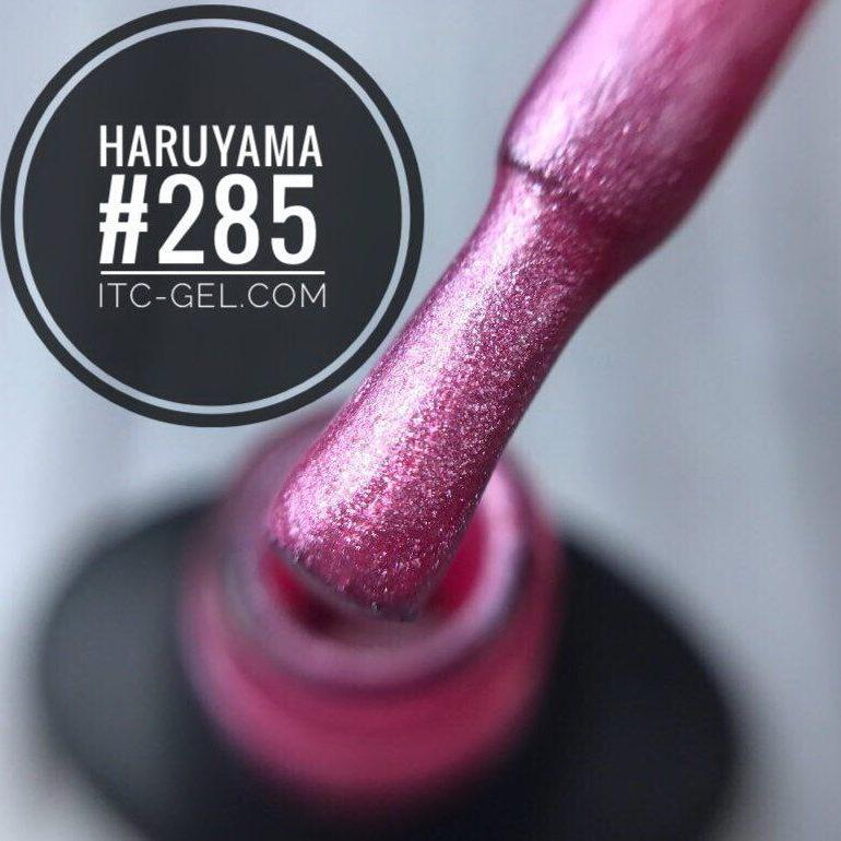 Haruyama laka 285