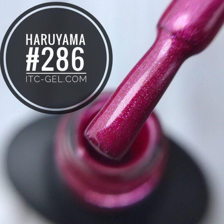 Haruyama laka 286