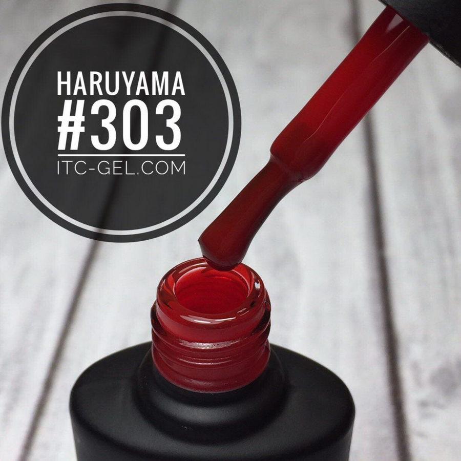 Haruyama laka 303