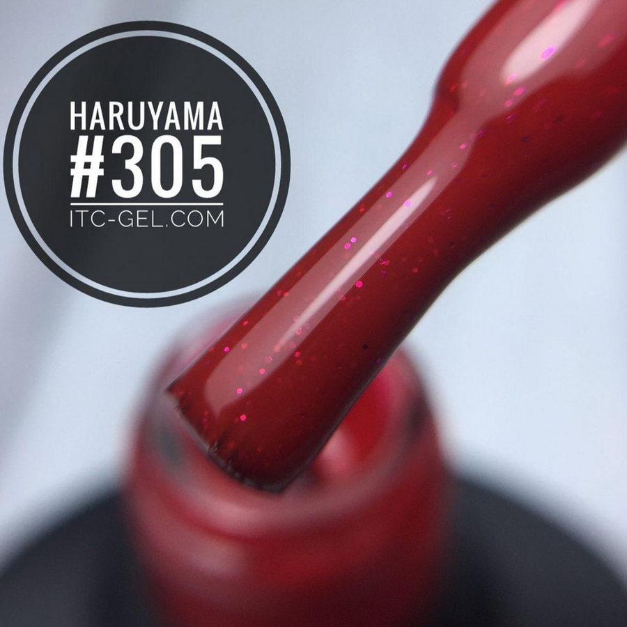 Haruyama laka 305