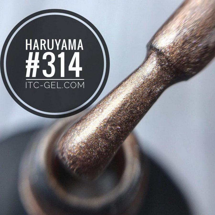 Haruyama laka 314