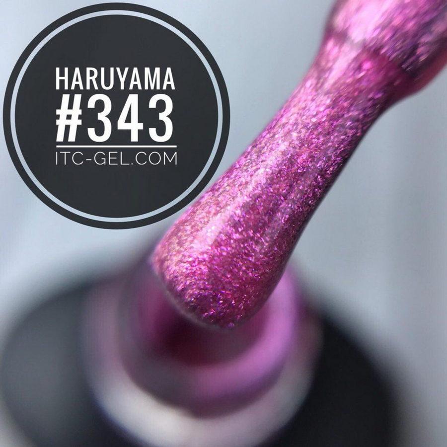 Haruyama laka 343