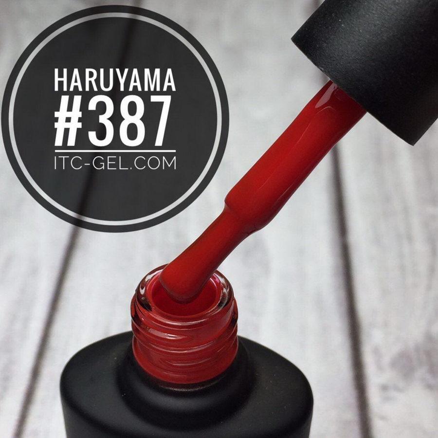 Haruyama laka 387