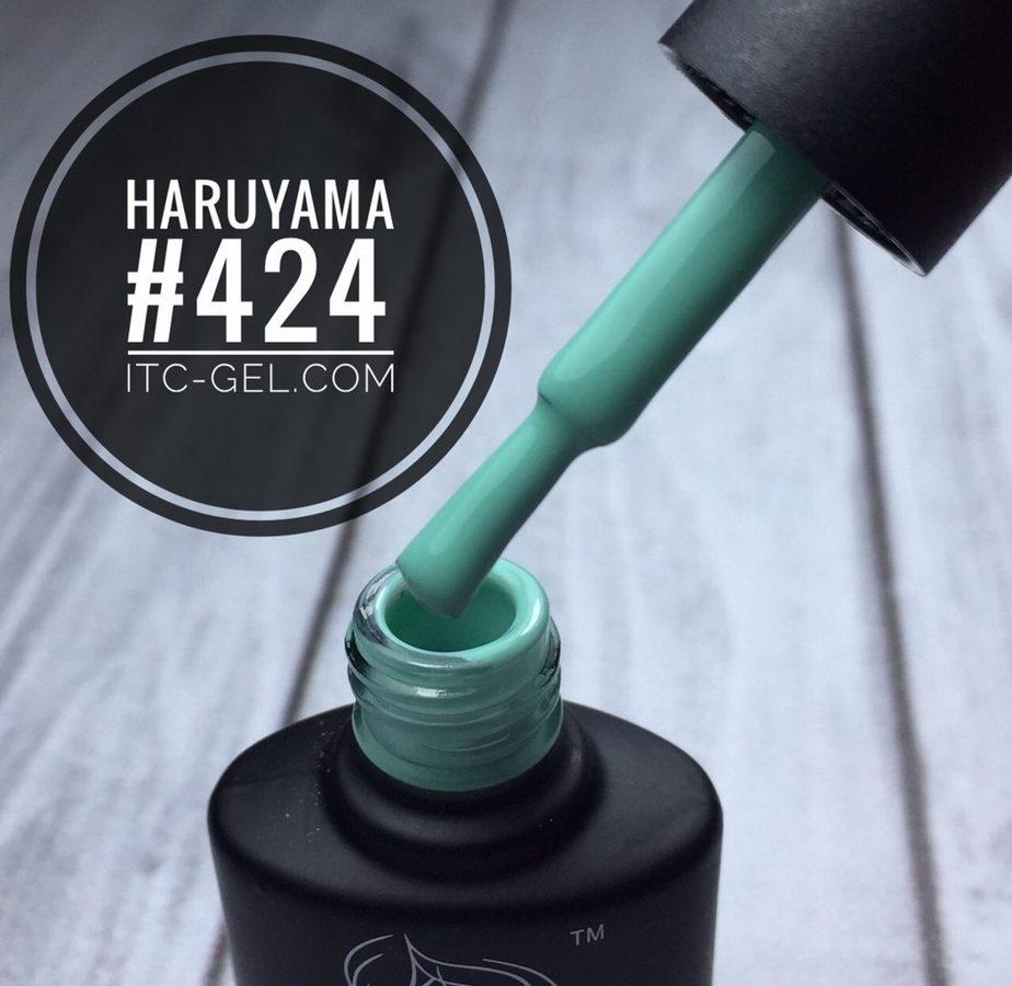 Haruyama laka 424
