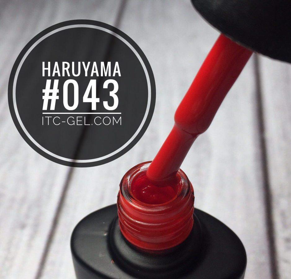 Haruyama laka 043