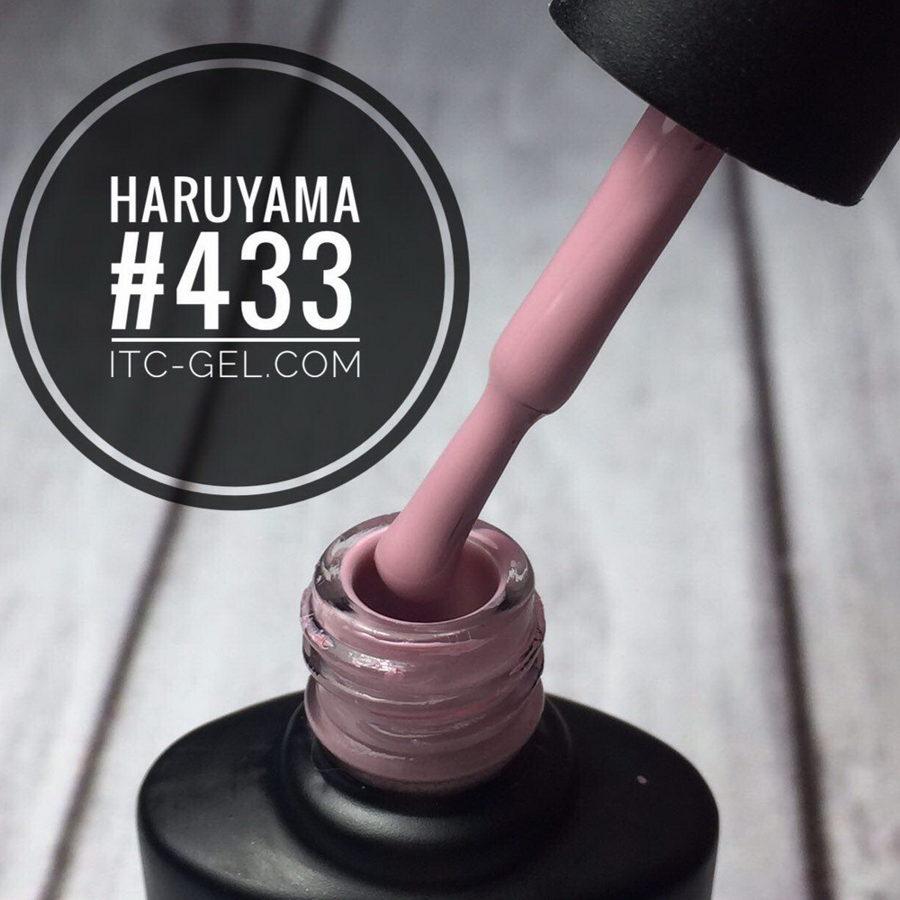 Haruyama laka 433