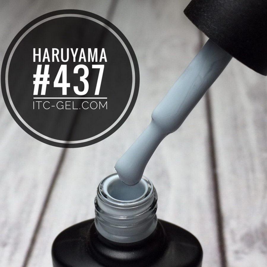 Haruyama laka 437