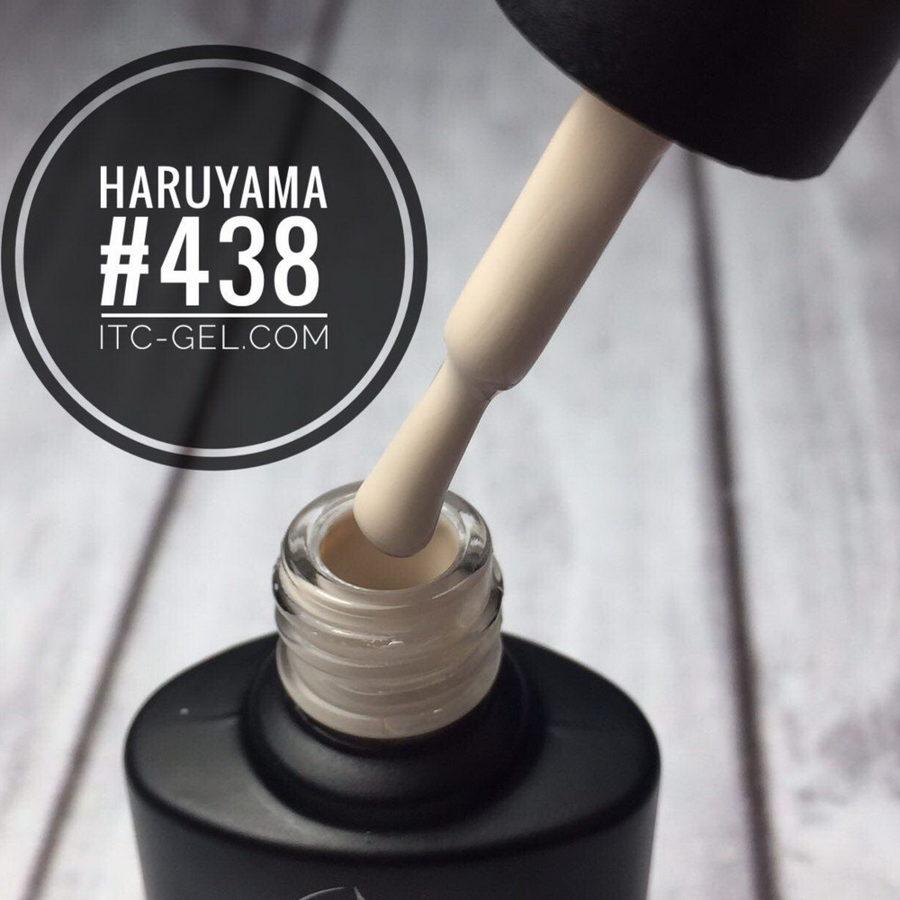 Haruyama laka 438