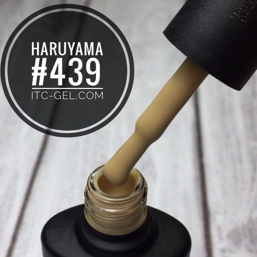 Haruyama laka 439