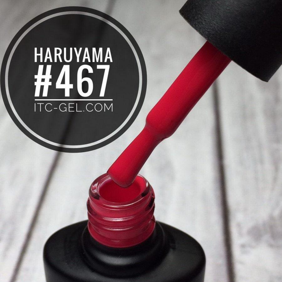 Haruyama laka 467