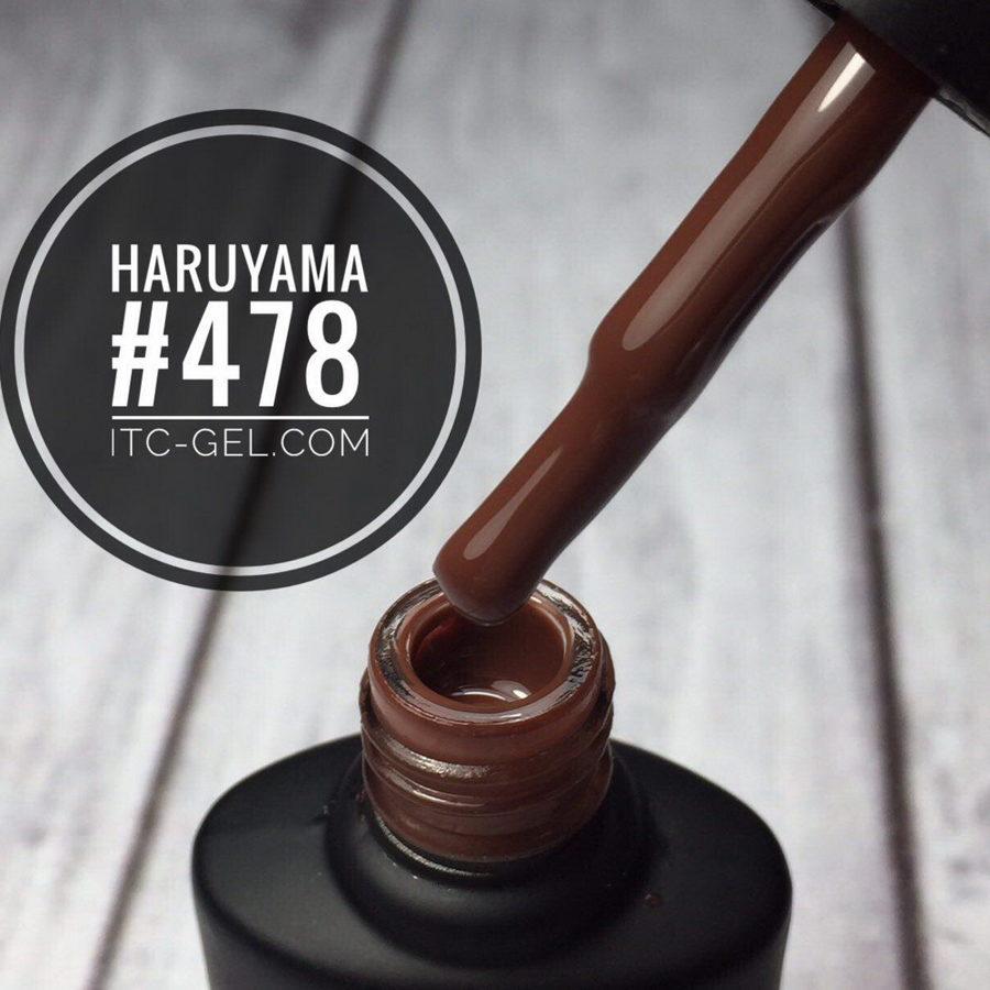 Haruyama laka 478