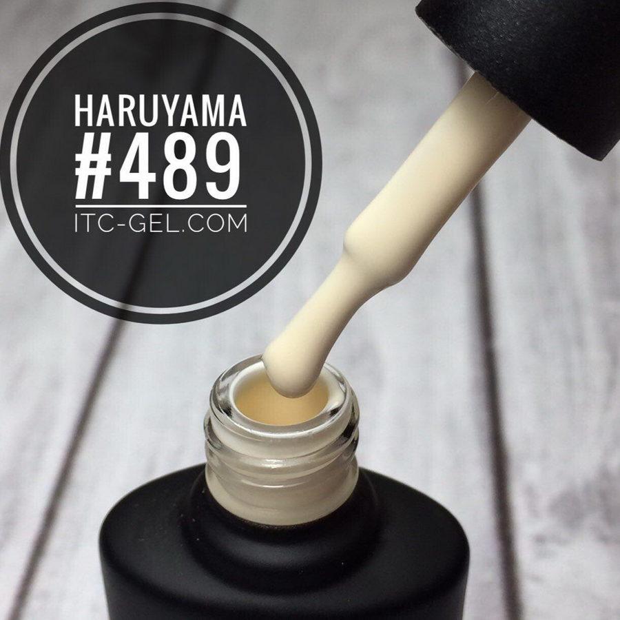 Haruyama laka 489
