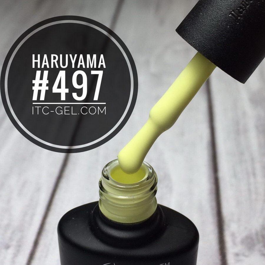 Haruyama laka 497