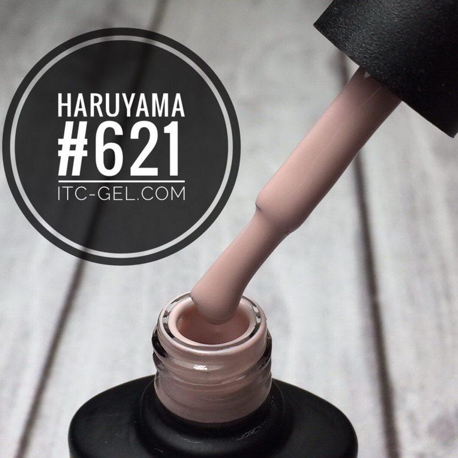 Haruyama laka 621