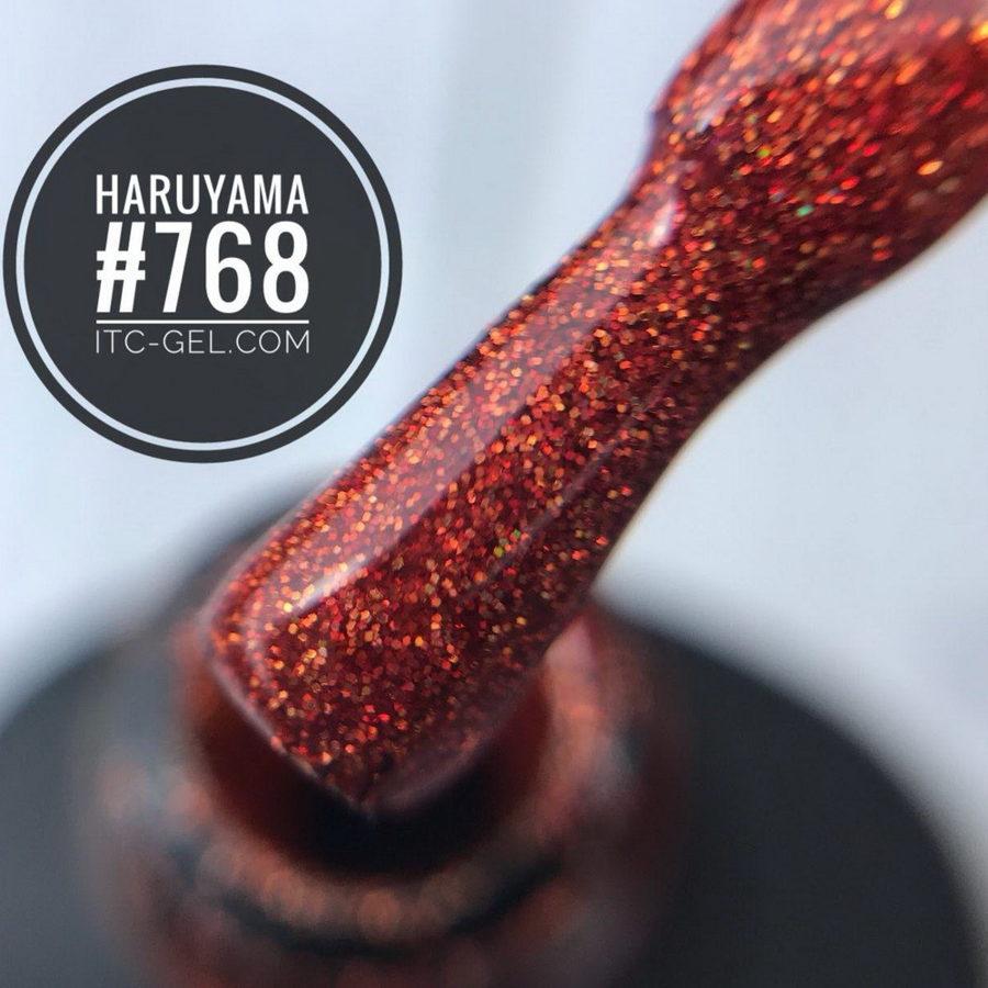 Haruyama laka 768
