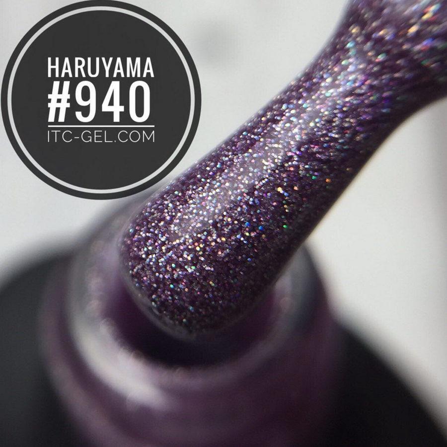Haruyama laka 940