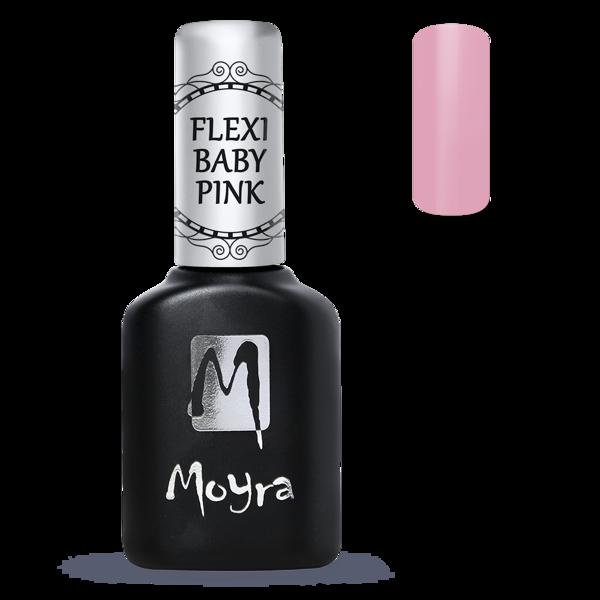 Moyra viegla Flexi Bāze (Flexi Base) Baby Pink