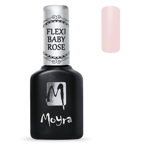 Moyra viegla Flexi Bāze (Flexi Base) Baby Rose